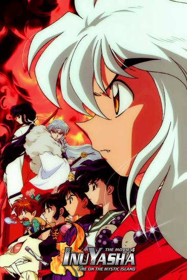 Inuyasha the Movie 4: Fire on the Mystic Island (2006)
