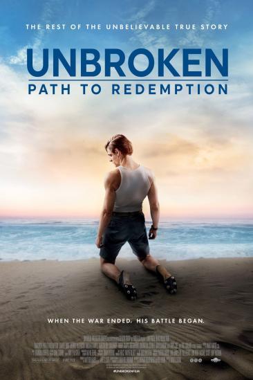 Unbroken: Path to Redemption (2018)