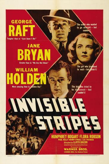 Invisible Stripes (1939)