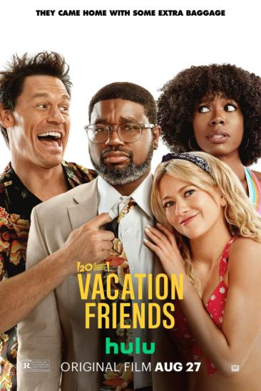 Vacation Friends (2021)