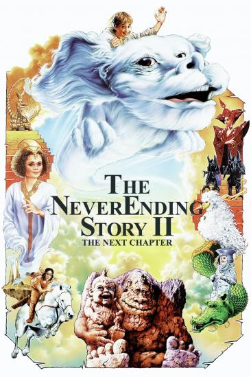 The NeverEnding Story II: The Next Chapter (1991)