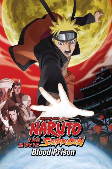 Naruto Shippuden the Movie: Blood Prison (0000)