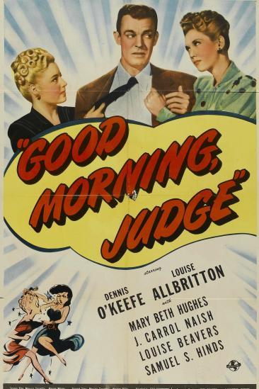 Good Morning, Judge (1943)