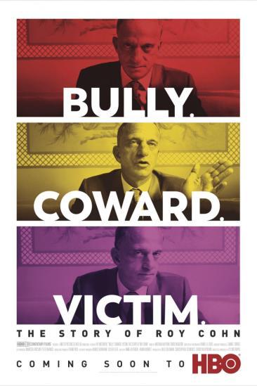 Bully. Coward. Victim. The Story of Roy Cohn (2019)
