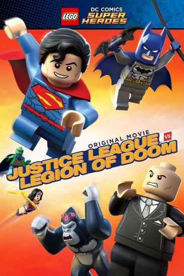 LEGO DC Comics Super Heroes: Justice League: Attack of the Legion of Doom! (2015)