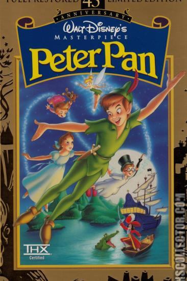 You Can Fly!: The Making of Walt Disney's Masterpiece 'Peter Pan' (1997)