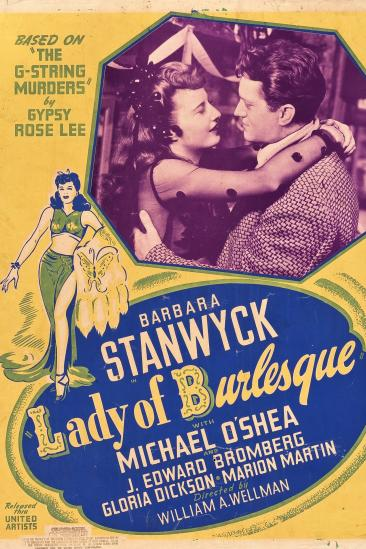 Lady of Burlesque (1943)
