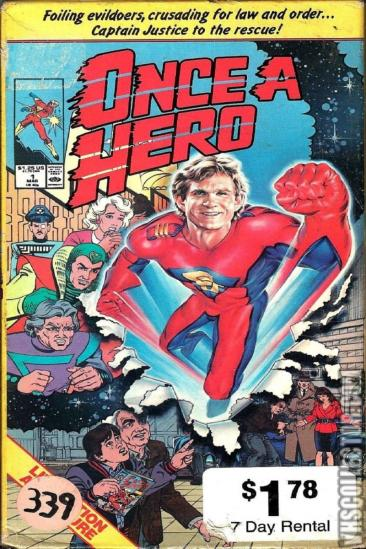 Once a Hero (1987)