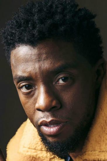 Chadwick Boseman Image