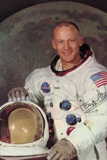 Buzz Aldrin Image