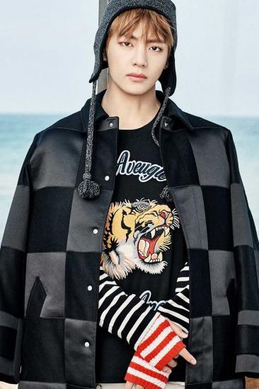 Kim Tae-hyung Image