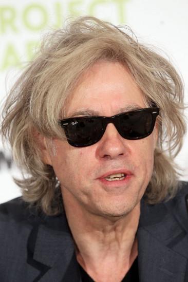 Bob Geldof Image
