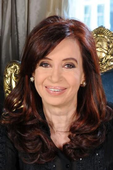 Cristina Fernández de Kirchner Image