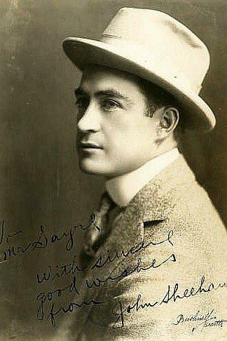 John Sheehan Image