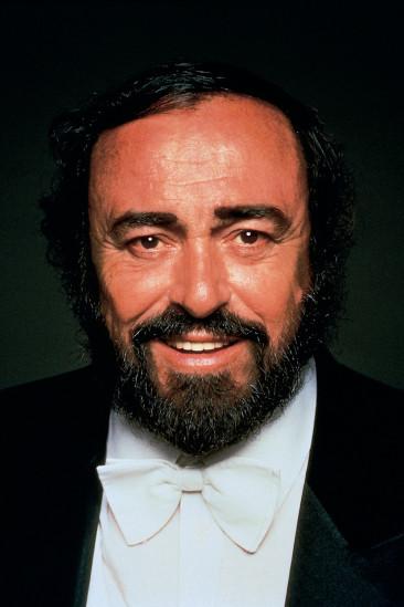 Luciano Pavarotti Image