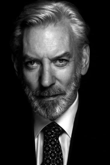 Donald Sutherland Image